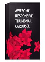 Awesome Responsive Thumbnail Carousel Joomla Module