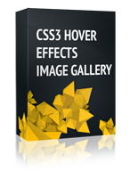 CSS3 Hover Effects Image Gallery Joomla Module