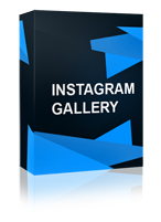 Instagram Gallery Joomla Module