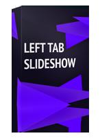 Left Tab Slideshow Joomla Module