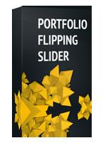 Portfolio Flipping Slider Joomla Module