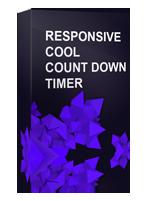 Responsive Cool Countdown Timer Joomla Module