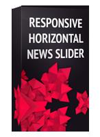 Responsive Horizontal News Slider Joomla Module