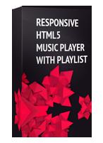 Responsive Music Player With Playlist Joomla Module