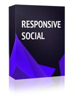 Responsive Social Sharing Buttons Joomla Module And Plugin