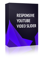 Responsive Youtube Video Slider Joomla Module