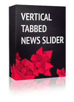 Vertical Tabbed News Slider Joomla Module