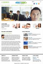 JC AKUL- Joomla Corporate Template