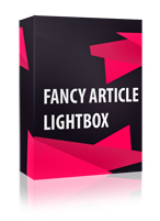 Fancy Article Lightbox Joomla Module