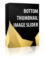 Bottom Thumbnail Responsive Slideshow Joomla Module