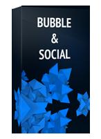 Bubble Up Social Bookmarks Joomla Module