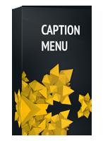 Caption Menu  Slideshow Joomla Module