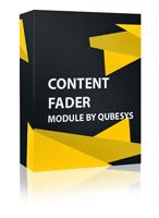 Content Fader Joomla Module