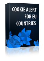 Cookie Alert for EU Countries  Joomla Module