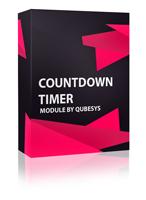 Countdown Timer Joomla Module