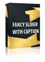 Fancy Slider With Caption Joomla Module
