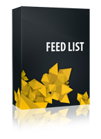 RSS Feed List Joomla Module