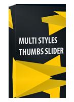 Multi Styles Thumbs Slider Joomla Module