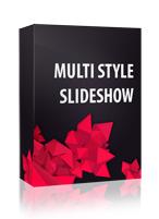 Multi Style Image Slideshow Joomla Module