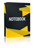 Notebook Joomla Module