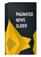 Paginated News Slider Joomla Module