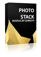 Photo Stack Joomla Module