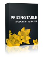 Responsive Pricing Table Joomla Module