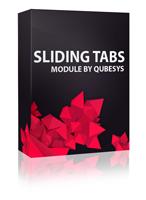 Sliding Tabs Joomla Module