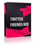 Twitter Friends Box Joomla Module