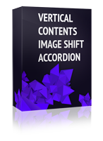 Vertical Content and Image Shift Accordion Joomla Module