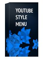 Youtube Style Menu Joomla Module