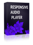 Responsive Audio Player Joomla Module