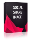 Social Share Any Image Joomla Plugin