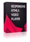 Responsive HTML5 Video Player Joomla Module