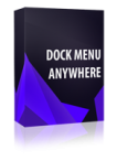 Dock Menu Anywhere Joomla Module