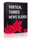 Vertical Tabbed News Slider Joomla Module