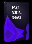 Fast Social Share Joomla Module
