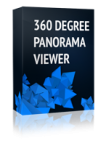 360 Degree Panorama Viewer Joomla Module