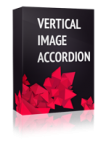 Vertical Image Accordion Joomla Module