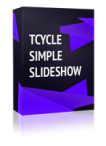TCycle Simple Slideshow Joomla Module