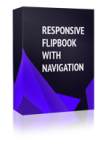 Responsive FlipBook With Navigation Joomla Module