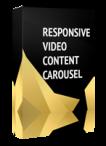 Responsive Video Content Carousel Joomla Module