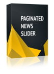 Paginated News Slider Joomla Module