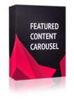 Featured Content Carousel Joomla Module