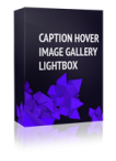 Caption Hover Image Gallery Lightbox Joomla Module