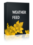 Weather Feed Joomla Module