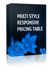 Multistyle Responsive Pricing Table Joomla Module