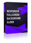 Responsive Fullscreen Background Slider Joomla Module