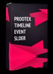 Prootex Timeline Event Slider Joomla Module