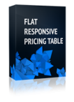 Flat Responsive Pricing Table Joomla Module